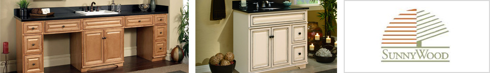 Sunnywood Bathroom Vanities and Furniture